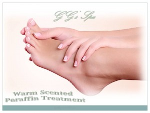 Warm Scented Paraffin Treatment