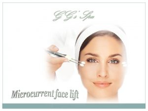 Microcurrent Face Lift